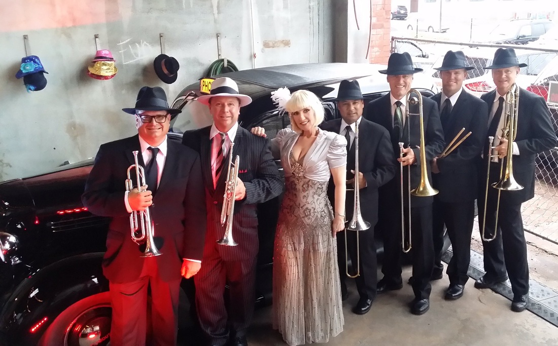 Convention entertainment Orlando, Corporate Event Entertainment Orlando, Z street Speakeasy Band