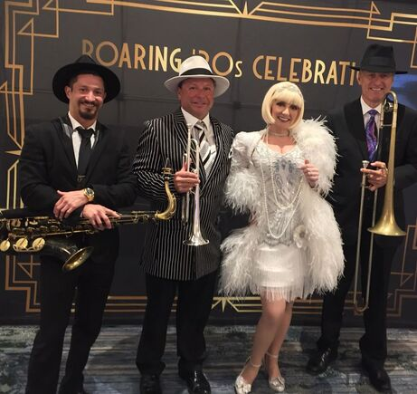 Swing Band Tampa, Swing Band Orlando, Swing Band Sarasota, Swing Band St. Petersburg, Swing Band Ybor City