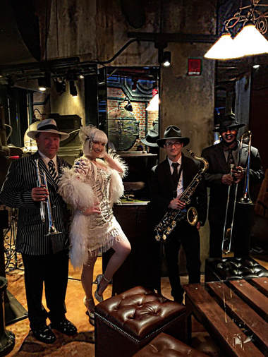 Gatsby Band Orlando, Speakeasy Band Orlando, 20's Band Orlando, Z Street Speakeasy Band