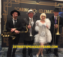 Swing Band, 20s Band, Jazz Band,  Windermere and Isleworth, Florida