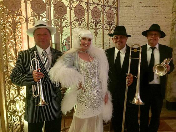 20s Band Orlando, Gatsby Band Orlando, Tampa, Sarasota, St. Petersburg,  Miami, West Palm Beach , Florida