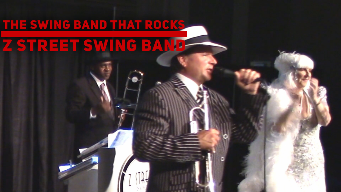 Z Street Swing Band – Premier Swing Band performing Big Band Jazz and Swing music in Orlando, Florida.