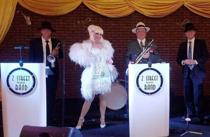 Speakeasy Band, Gatsby Band, 20s Band,  Windermere and Isleworth, Florida