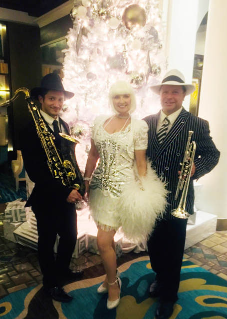Swing Band Orlando,. Swing Band Sarasota, Z Street Speakeasy Band, Swing Band Tampa, Swing Band Florida